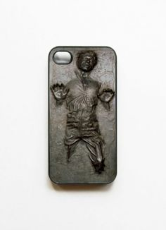 Han Solo Frozen In Carbonite iPhone Case Repin If you like my pin :)