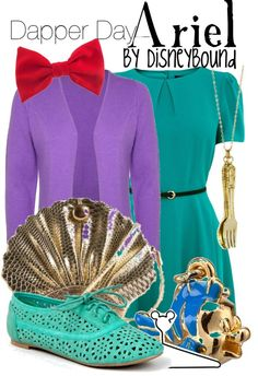 """""""Ariel"""" by lalakay ❤ liked on Polyvore"""