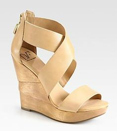 Can I Wear Wedges to a Wedding? Nude wedges