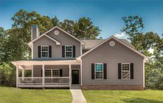 Americas Home Place - The Grayson #AHPhomes #AHPgrayson #AHPgreenville