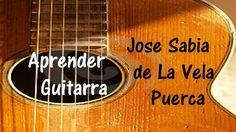 Como tocar con guitarra Jose Sabia de la Vela Puerca