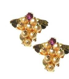 GHOS  KUDI earring Traditional maharashtrian ear studs