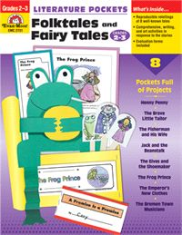 Folktales and Fairy Tales grades 2-3