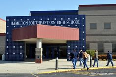 Hamilton Southeastern High School in Fishers, Indiana