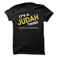 Its A Judah Thing