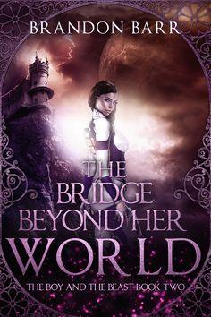 Fantasy, Fiction book cover design by Milo