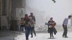 Esed rejiminin Humus'a saldırılarında 2 sivil öldü