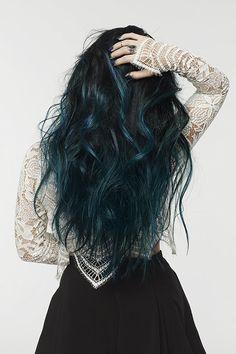 Colorista Washout 2 Semaines Couleur Temporaire pour Cheveux Turquoise: Amazon.fr: Beauté et Parfum