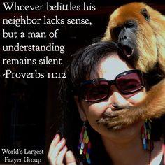 Proverbs 11:12