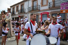 Santacara: Strapalucio - Fiestas de Agosto en Santacara Año 2019 Street View, January 20, Fiestas
