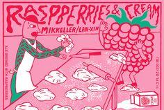 Mikkeller Raspberries & Cream Ale