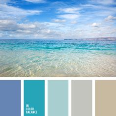 Color Palette No. 1980 Color Palette No. Colour Pallette, Colour Schemes, Ocean Color Palette, Color Combos, Beach Color Schemes, Silver Color Palette, Neutral Palette, Paint Schemes, Decoration Palette
