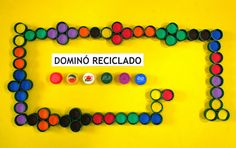 DOMINÓ RECICLADO