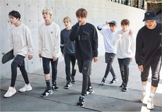 BTS PUMA, bts 2016 ad, bts photoshot 2016, v 2016, jimin 2016, jungkook 2016…
