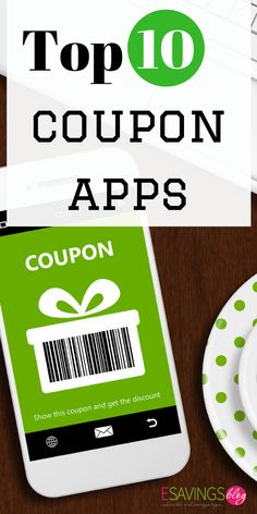 I love coupons apps! Coupon apps can save you a ton of money and these are my top 10 coupon apps. Best Money Saving Tips, Ways To Save Money, Money Tips, Saving Money, How To Make Money, Frugal Living Tips, Frugal Tips, Best Coupon Apps, Coupon Deals