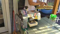 Motorized manual sugar cane press machine. Agricultural Land, Press Machine, Grid, Sugar, Pop, Garden, Grey Hair, Popular, Garten