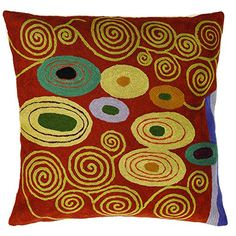Zaida Asian Style Cushions | Asia Dragon