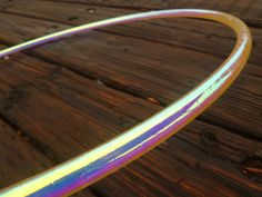 Sunset POLYPRO Performance Dance & Exercise Hula Hoop - color changing gold blue red on Etsy, €22,39