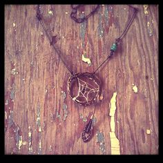 M* Jewelry / Dreamcatcher / necklace