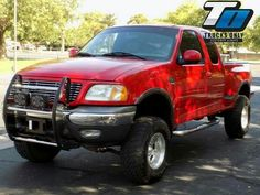 Ford F150 Extended Cab 97-03 F150 Lifted, Lifted Ford Trucks, F150 Truck, Ford 4x4, Jeeps, Subaru, Cars And Motorcycles, Monster Trucks, Clay