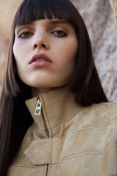 Lily Stewart by Yelena Yemchuk for Vogue China April 2016 - Loewe