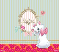 Walt Disney Marie, Aristocats. My fav Disney character