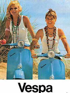 Italien Magazin: Die Vespa Piaggio, Ikone des italienischen Lebensstils.  http://www.italien-mag.de/2014/10/die-vespa-piaggio-nachkriegsprodukt.html