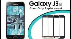 Samsung Galaxy J3 2016 (J320) Glass Only Replacement / Wymiana szybki | ...
