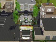 lewisb40@MTS - University For Your Home World #Sims3