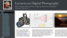 STANFORD PROFESSOR PUTS ENTIRE DIGITAL PHOTOGRAPHY COURSE ONLINE