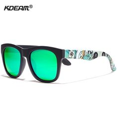 #FASHION #NEW KDEAM All-day Comfort Men Polarized Sunglasses Melanin-infused Polaroid Sun Glasses Partten Shades Suit For Women KD728