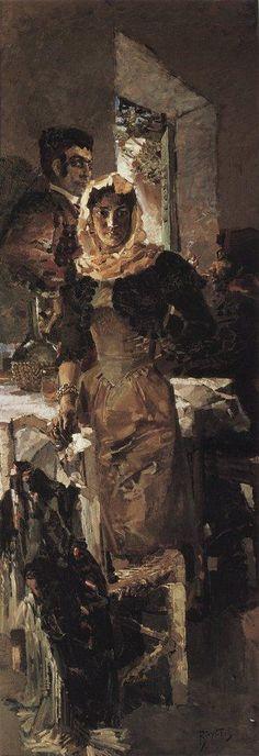 Михаил Врубель   Испания. 1894