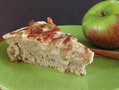 Meg's Vegucation dairy free, gluten free and vegan recipes | Apple Coffee Cake