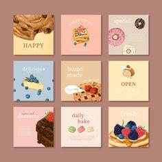 Food Graphic Design, Graphisches Design, Menu Design, Food Design, Branding Design, Email Design, Cover Design, Creative Design, Design Ideas