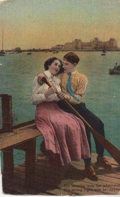 1906 postcard.Hagins collection.