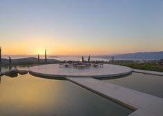 Amanzoe - Luxury Hotel & Resort in Porto Heli, Greece - Aman Beach Club, Best Hotels In Greece, Cabana, Spa Breaks, Romantic Escapes, Romantic Resorts, Best Hotel Deals, Chicago, Tours