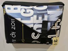 Vaho Man Bags - Using Old Advertising Banners Into Funky Bags