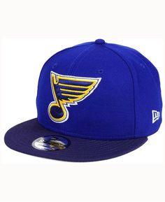 35b574eeab0 New Era St. Louis Blues All Day 2T 9FIFTY Snapback Cap Men - Sports Fan  Shop By Lids - Macy s