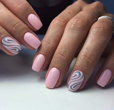 Here is a list of the coolest summer nail designs for Are you ready for the hot season, road trips, picnics, swimming and long walks on the beach? Shellac Nail Polish, Nail Manicure, Gel Nails, Gel Nail Art, Funky Nails, Love Nails, Pretty Nails, Funky Nail Designs, Nail Art Designs