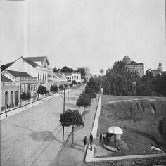 Av. Eduardo Ribeiro. Manaus. Álbum do Amazonas 1901-1902.
