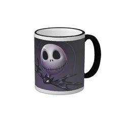 Deadly Nightshade Halloween Mug Nightmare Before Christmas Rae Dunn Inspired