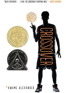 Newbery Award Winner Book Review: The Crossover by Kwame Alexander
