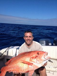 Old Salt Photo of the Week - American Red Snapper: Chris Johnson #1