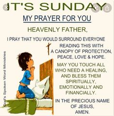 Sunday Prayer, Good Night Prayer, Prayer For Today, Daily Prayer, Prayer Scriptures, God Prayer, Prayer Quotes, Spiritual Thoughts, Spiritual Quotes
