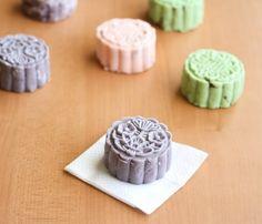 Snowskin Mooncake recipe | Kirbie's Cravings | A San Diego food blog