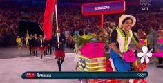 In Rio 2016 Olympics Stadium   Bermuda's Team Enters Olympic Stadium In Rio - Bernews.com : Bernews ...