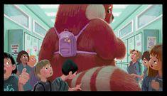Animation Film, Computer Animation, Disney Pixar, Coming To Theaters, Lady Loki, Ghost Of Tsushima, Walt Disney Animation Studios, Dwayne The Rock, Tara Strong