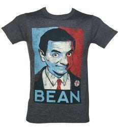 Men's Vote #MrBean T-Shirt from TruffleShuffle xoxo
