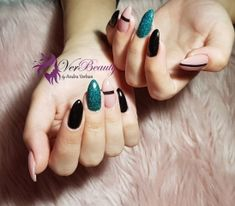 PicsArt_10-24-10.01.39 Nailed It, Picsart, Nail Art, Nails, Painting, Finger Nails, Ongles, Painting Art, Nail