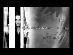 Pair of wings JOHNNY DEPP Lyric video
